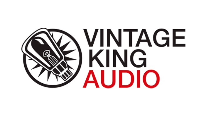 Vintage King Audio Logo