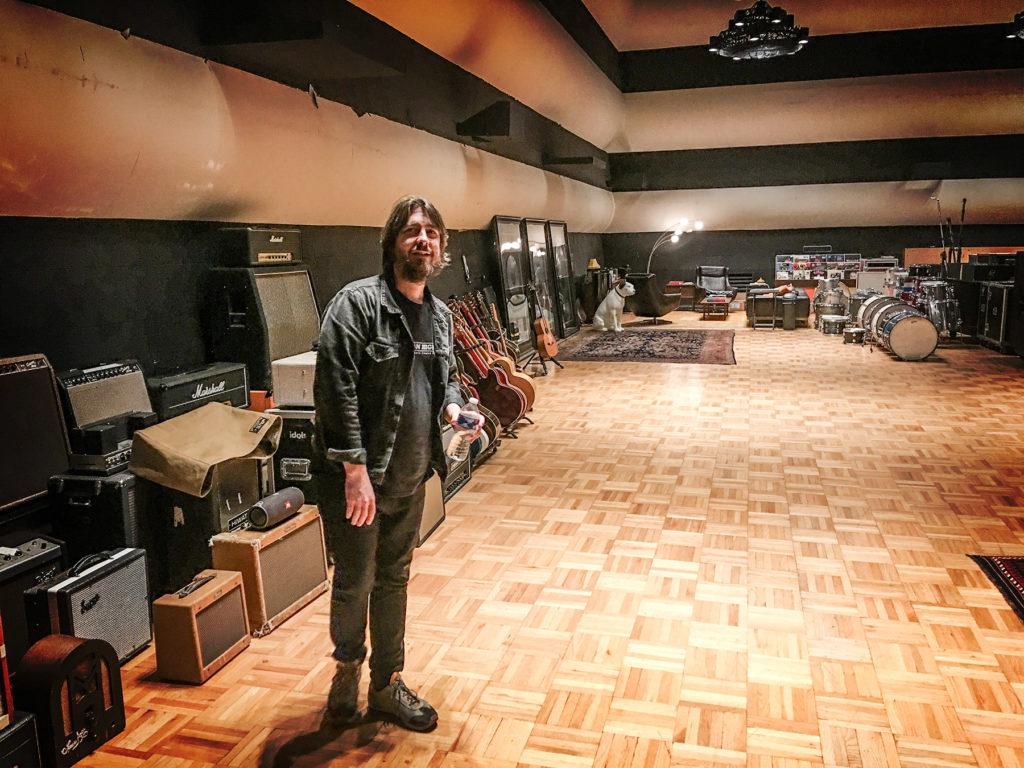 Dave Cobb RCA B Live Room