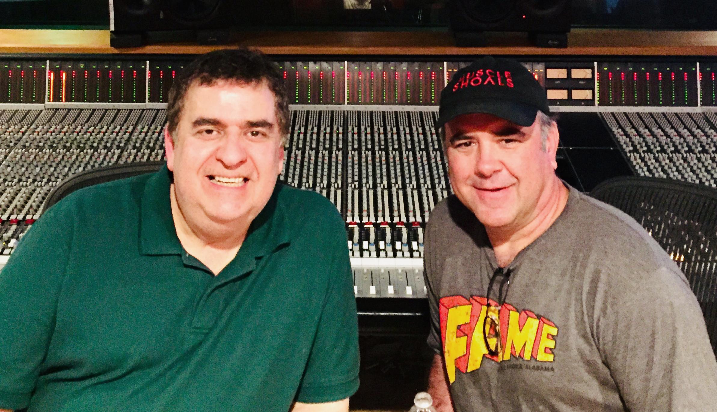 Glenn Rosenstein & Rodney Hall, FAME STUDIO B